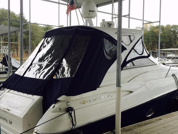 Used Regal 3560 Commodore Cruiser Boat For Sale