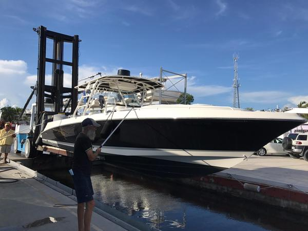 Used Wellcraft 35 Scarab Sports Fishing Boat For Sale