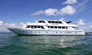 Used Hargrave Tri-deck Mega Yacht For Sale
