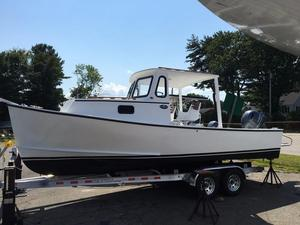 New Seaway 24 Hardtop Sport Pilothouse Boat For Sale
