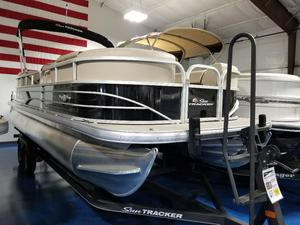New Suntracker PARTY BARGE 22 DLX Pontoon Boat For Sale