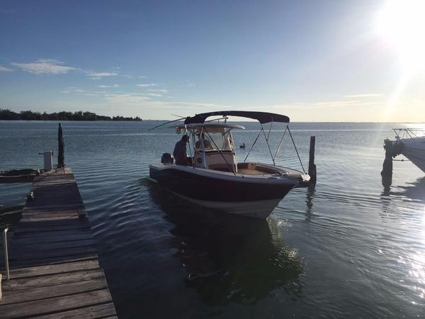 Used Scout 260 Sportfish Freshwater Fishing Boat For Sale