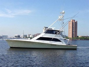 Used Ocean Yachts Super Sport Cruiser Boat For Sale