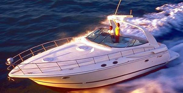 Used Cruisers Yachts 3870 Esprit Express Cruiser Boat For Sale