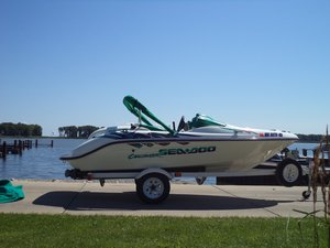 New Sea-Doo Sport Boats Sea Doo Challenger Jet Boat For Sale