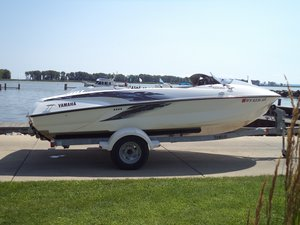 Used Yamaha XR 1800XR 1800 Jet Boat For Sale