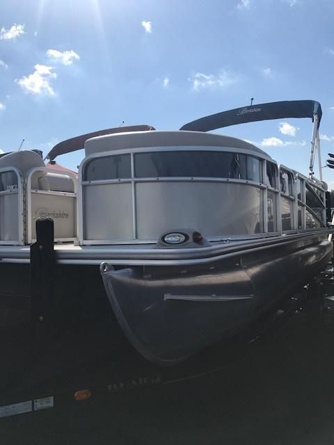 Used Berkshire 220CL Pontoon Boat For Sale