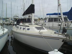 Used Catalina C34 Sloop Sailboat For Sale