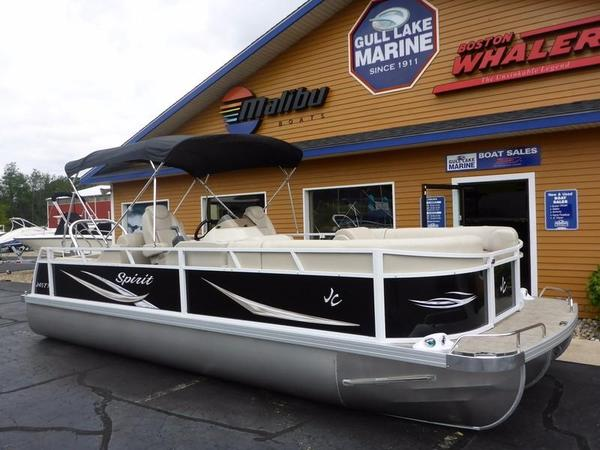 Used Jc Tritoon Spirit 245TT SportSpirit 245TT Sport Pontoon Boat For Sale