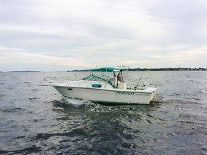 Used Pursuit Open Cruiser Boat For Sale