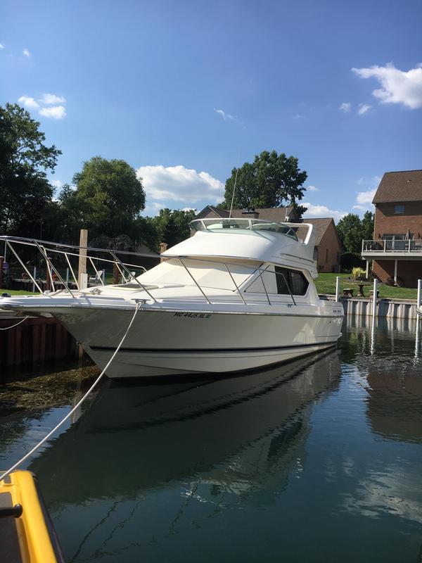 Used Bayliner Ciera CB Aft Cabin Boat For Sale