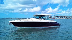 Used Chris Craft Corsair 36 Hard Top Cruiser Boat For Sale