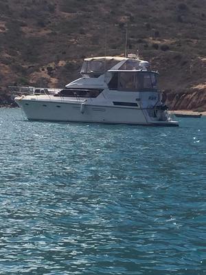 Used Symbol 41 Motoryacht Aft Cabin Boat For Sale