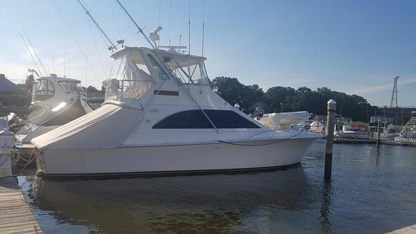 Used Ocean Yachts 48 Super Sport Convertible Fishing Boat For Sale