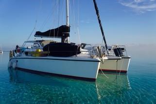 Used Gemini 105mc Design Touch Catamaran Sailboat For Sale
