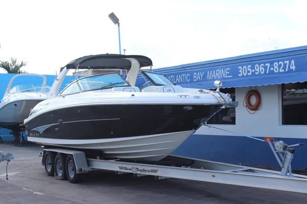 Used Sea Ray 290 Select EX Cruiser Boat For Sale