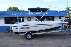 Used Tahoe 204 WT Deck Boat For Sale