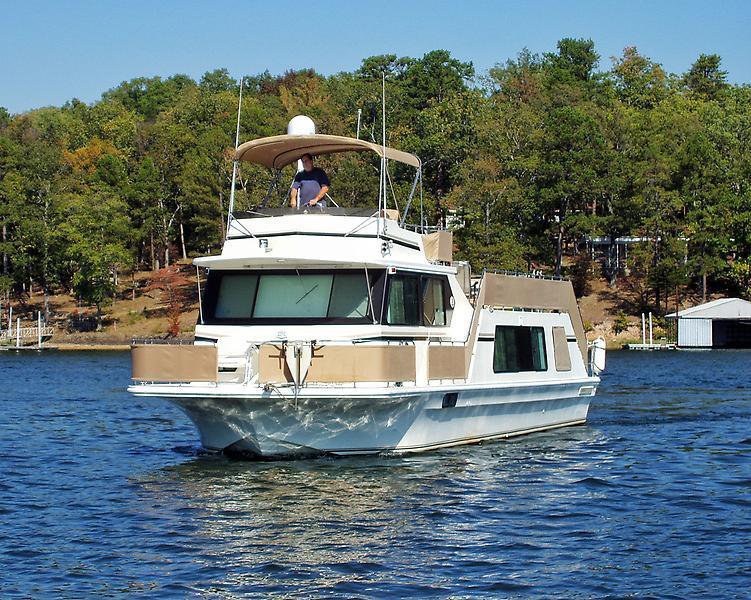 1999 used harbor master 52 wide body house boat for sale 139 000 pensacola fl. Black Bedroom Furniture Sets. Home Design Ideas