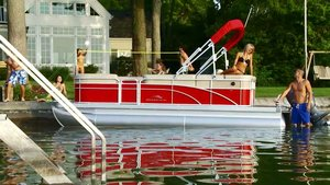 New Bennington Marine 20 SL Pontoon Boat For Sale