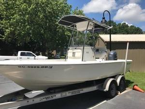 Used Tidewater 2100 BAY Boat For Sale