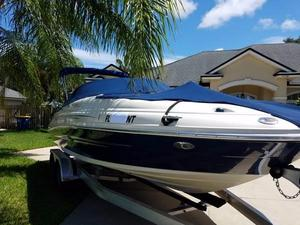 Used Searay 220 Sundeck Ski and Fish Boat For Sale