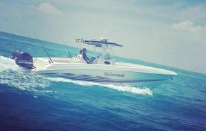 Used Wellcraft Scarab 35 Tournament Sports Fishing Boat For Sale