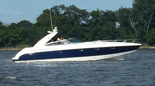 Used Formula 400 SS Express Cruiser Boat For Sale