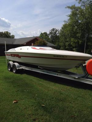 Used Wellcraft SCARAB High Performance Boat For Sale
