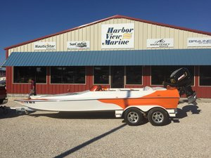 Used Liberator High Performance Boat For Sale