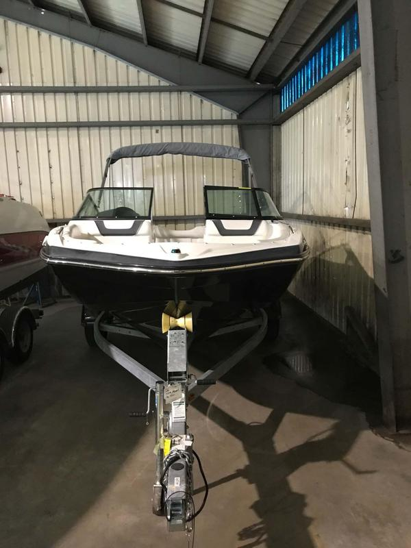 Used Yamaha SX 192 Bowrider Boat For Sale