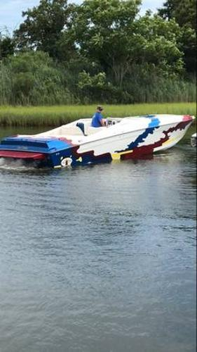 Used Cigarette High Performance Boat For Sale