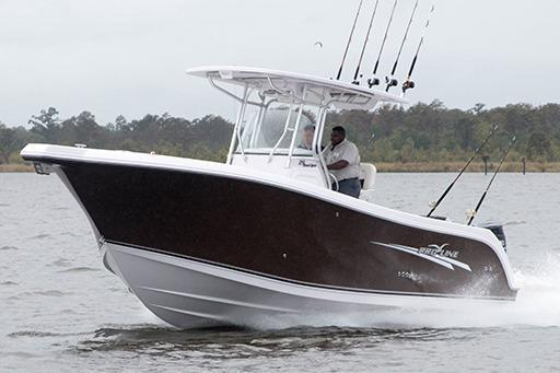Used Pro-Line 29 Grand Sport Saltwater Fishing Boat For Sale