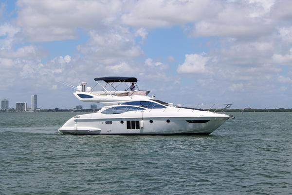 Used Azimut 48 FB Motor Yacht For Sale