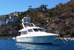 Used Navigator 4400 Pilothouse Motor Yacht For Sale