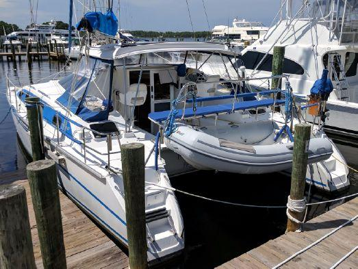 Used Pdq Capella Classic Catamaran Sailboat For Sale