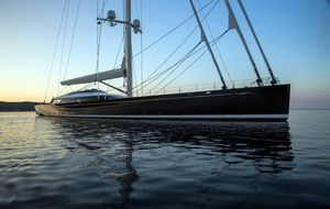 Used Alloy Yachts Mega Yacht For Sale