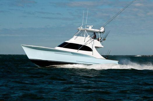 Used Jarrett Bay 46 Convertible Sports Fishing Boat For Sale