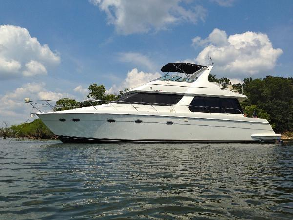 Used Carver Yachts 530 Voyager Pilothouse Motor Yacht For Sale