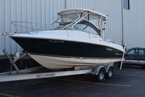 Used Wellcraft 232 Coastal Freshwater Fishing Boat For Sale