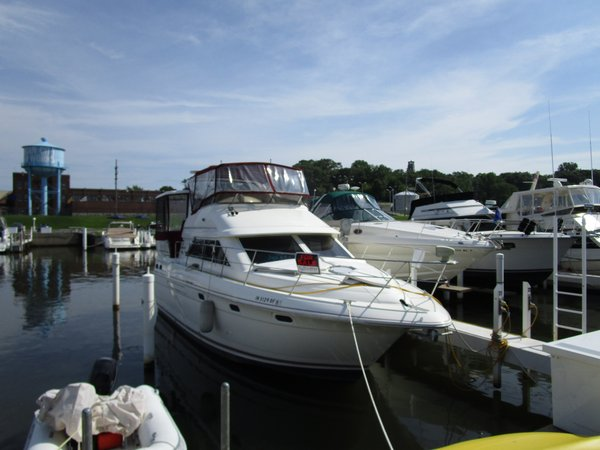 Used Cruisers Yachts 36503650 Cruiser Boat For Sale