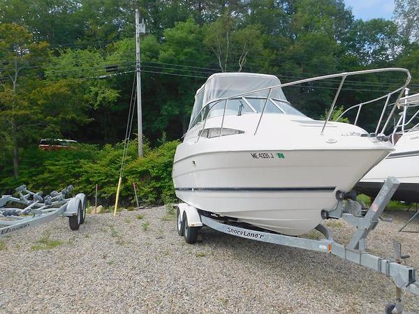 Used Bayliner 2355 Ciera Cruiser Boat For Sale