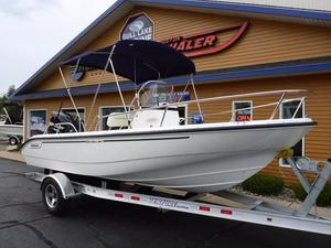 Used Boston Whaler 180 Dauntless Saltwater Fishing Boat For Sale