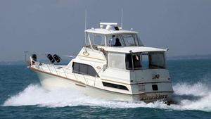 Used Ocean 46 Sunliner Motor Yacht For Sale