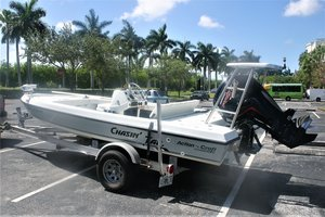 Used Action Craft 1820 Special Edition Center Console Boat For Sale