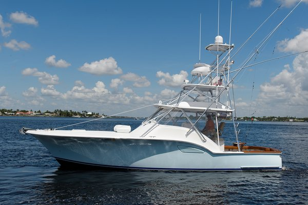 Used Out Island Yachts Express Sports Fishing Boat For Sale