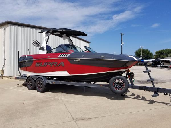 New Supra SA 450SA 450 Ski and Wakeboard Boat For Sale