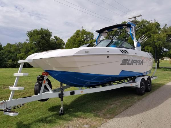 New Supra SA Ski and Wakeboard Boat For Sale
