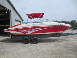 Used Rinker 246 Captiva Bowrider Boat For Sale