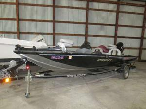 Used Starcraft Freshwater Fishing Boat For Sale