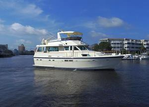 Used Hatteras 54 Motoryacht Motor Yacht For Sale